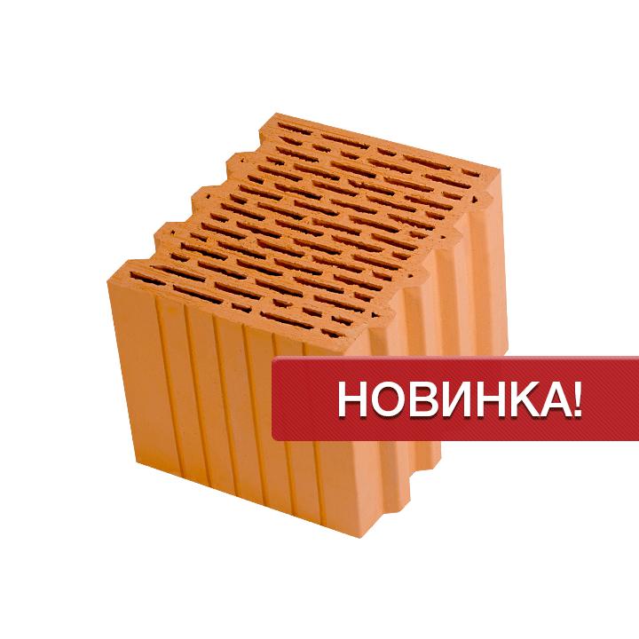 Керамический блок (камень) Porotherm 30 (PTH 30), поризованный
